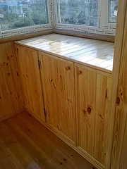 шкаф на балкон - foto 3