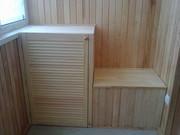 шкаф из дверей жалюзи - foto 1