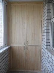 шкаф из дверей жалюзи - foto 5