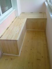 шкаф из дверей жалюзи - foto 8
