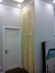 Двери жалюзи в нишу - foto 0