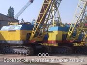 Аренда гусеничных кранов МКГ-25 БР Киев и область. - foto 0