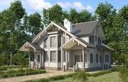Преимущества строительства домов из оцилиндрованного бревна