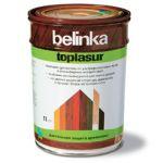 Belinka Toplasur(белинка топлазурь) - толстослойное лазурное покрытие.