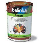 Belinka Lasur(белинка лазурь) - надежная защита древесины от атмосферных влияний.