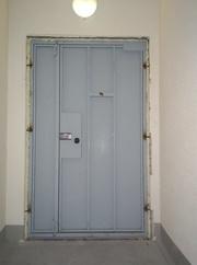 Однолистовая металлическая дверь - foto 1