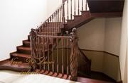 Лестницы деревянные любой сложности