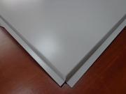 Подвесные потолки. Кассеты металлические,  алюминиевые плиты. Потолок - foto 2