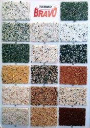 Мозаичная штукатурка из натурального камня. ТЕРМО БРАВО - foto 0