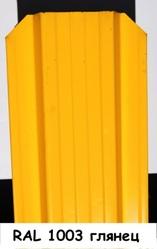 Штакетник металлический ширина 115мм (глянец,  матовый,  под дерево,  под камень). 32 цвета. - foto 9