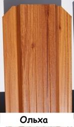 Штакетник металлический ширина 115мм (глянец,  матовый,  под дерево,  под камень). 32 цвета. - foto 24
