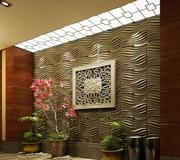 3D Панели для объемной отделки стен- рельефные 3-д стеновые панели из  - foto 5