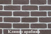 Декоративный,  искусственный облицовочный  камень. 19 декоров плиток. - foto 14