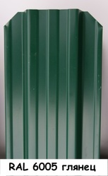 Штакетник для забора и ограждения из металла 3 цвета. - foto 3