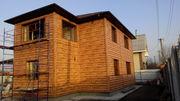 Металлический сайдинг блок хаус (Block House)  - foto 1