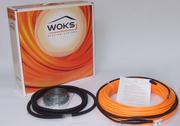 Теплый пол электрический Woks® 17 - под плитку. - foto 3