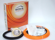 Теплый пол электрический Woks® под ламинат - foto 3