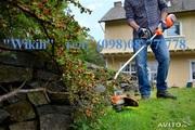 Расчистка участков,  обрезка плодового сада Гостомель