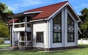 Деревянные дома Аттика стиль - foto 0