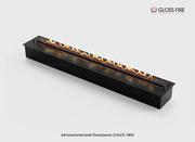 Автоматический биокамин Dalex 1800 ТМ Gloss Fire - foto 1