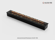 Автоматический биокамин Dalex 1900 ТМ Gloss Fire - foto 1