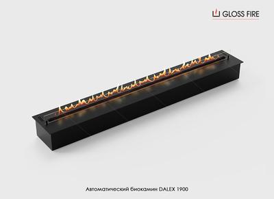 Автоматический биокамин Dalex 1900 ТМ Gloss Fire - main