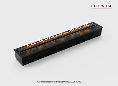 Автоматический биокамин Dalex 1700 ТМ Gloss Fire - main