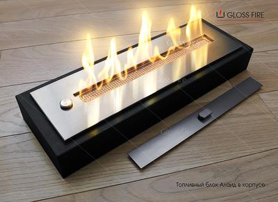 Топливный блок Алаид Style-К  ТМ Gloss Fire - main