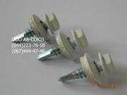 Саморезы для крепления профнастила и металлочерепицы/ - foto 2