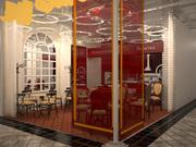 Дизайн интерьера кафе, ресторанов, офисов - foto 1