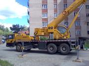 Аренда Автокрана 25 тонн Китайца в Киеве - foto 0