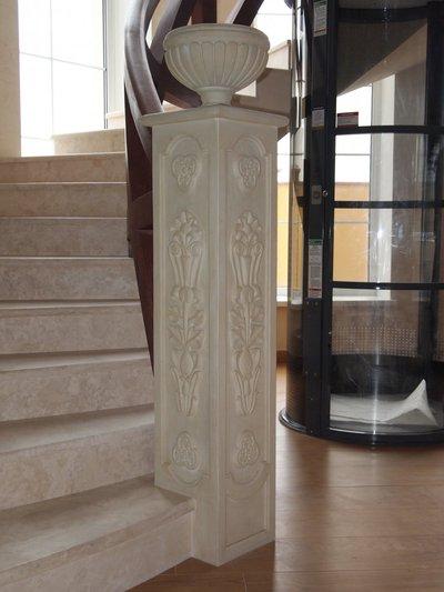 Лестницы и изделия из камня - main
