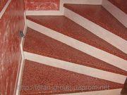 Ступени и лестничные марши,  декоратитвные покрытия - foto 1