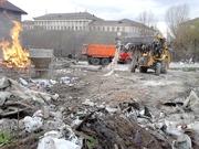 Уборка территории Киев. Вывоз строймусора Киев. - foto 0