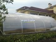 Теплицы с поликарбонатом от производителя. - foto 3