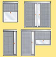 Москитная сетка,  роллетная,  рамочная,  дверная. - foto 2