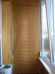 Сантехнические  рольставни,  роллеты в ванную комнату,  туалет,  на балкон.  - foto 2