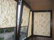 Рулонные шторы,  тканевые роллеты. - foto 0