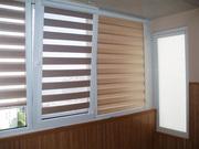 Рулонные шторы День Ночь,  тканевые  ролеты - foto 3