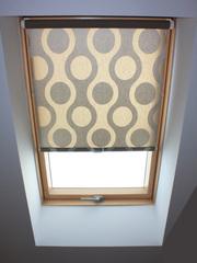 Рулонные шторы,  тканевые роллеты на мансардные окна. - foto 0