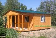 Дачные домики каркасные на заказ по бюджетной цене - foto 1