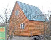Дачные домики сборные, недорогие - foto 0