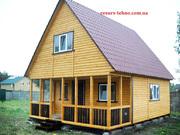 Дачные домики недорого,  быстрой сборки на заказ. - foto 1