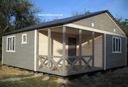 Дачные домики недорого в любое время года. - foto 1
