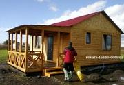 Дачные домики недорого в любое время года. - foto 2