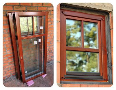 деревянные окна из дуба - main