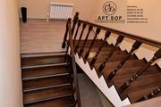 Деревянные лестницы КИЕВ - foto 1
