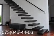 Деревянные лестницы для ДОМА  - foto 0