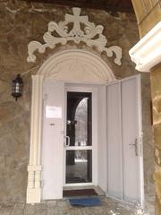 Изготовление лепного декора,  реставрация изделий из гипса,  бетона