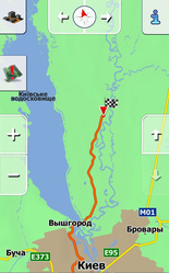 Продам участок 15 сот.,  возле реки Десна. 20 км. от Киева по прямой - foto 7